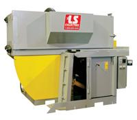LS Industries Cylinder Shot Blaster