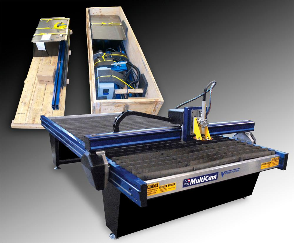Cnc Plasma Available In Kit Form The Fabricator