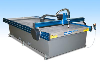 CNC plasma system