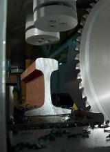 Combined saw/drill unit designed for railroad industry - TheFabricator.com