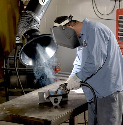 Control Emissions With Proper Hood Design The Fabricator