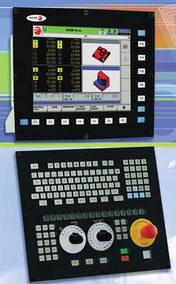 CNC user interface
