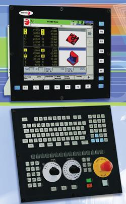 CNC user interface