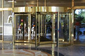 revolving doors & Counting on the combo - The Fabricator