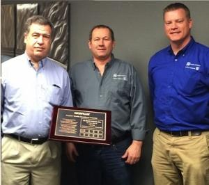 Cr Metal Products Receives Caterpillar Bronze Certification