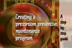 Press maintenance program