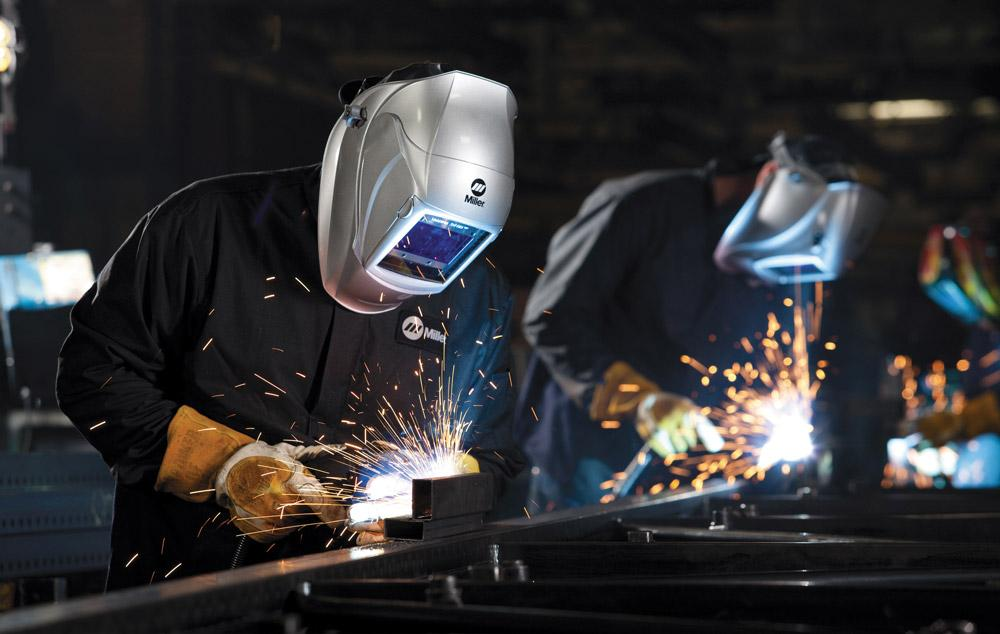 Creating a safe welding environment - The Fabricator