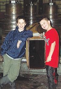Dan Wendt's sons