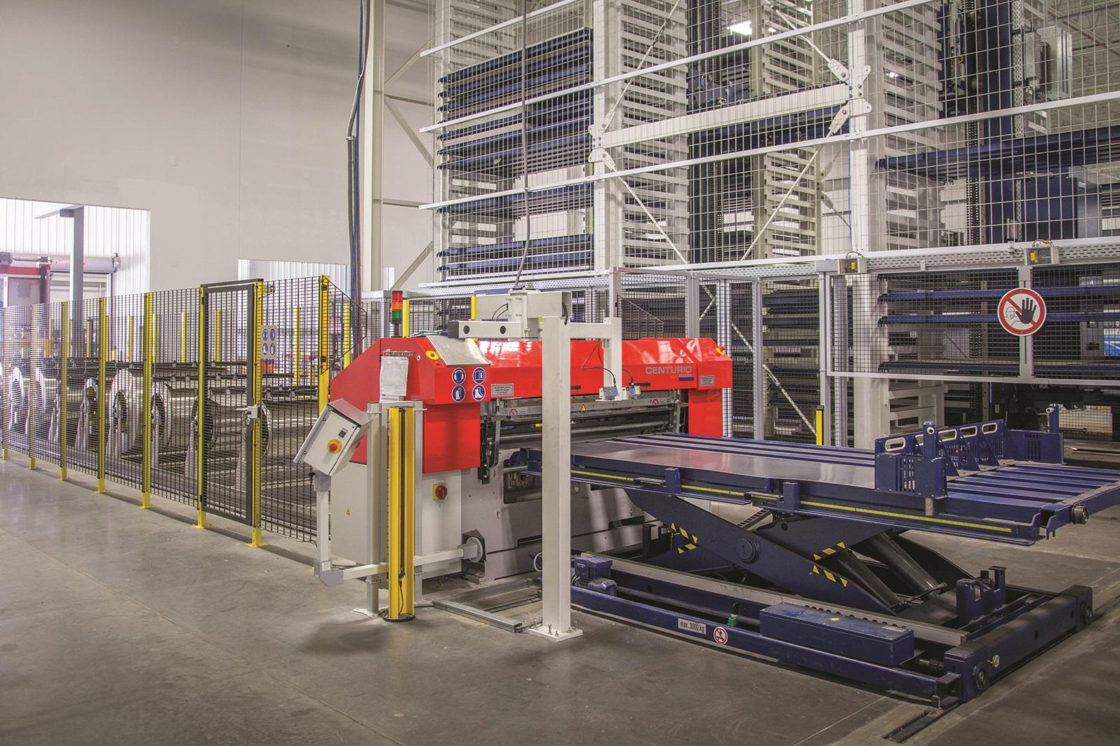 Cutting Costs Automatically With Automated Material