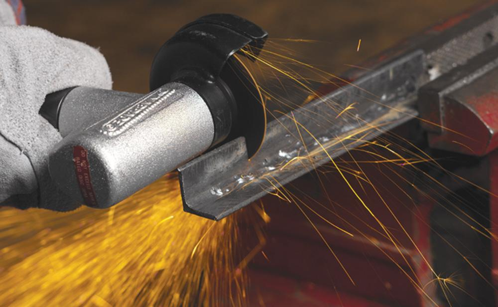 Hand Grinders For Metal ~ Cutting metal with wheels