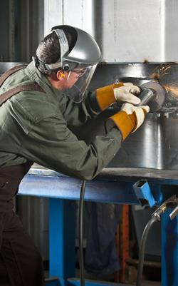 Depressed Center Grinding Wheel Safety Test Your Knowledge