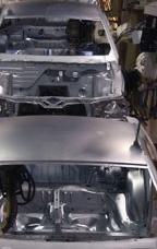 Detroit Car Bodies