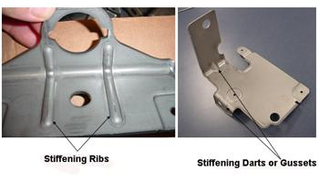 Stiffening Ribs images