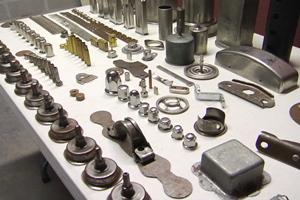 Dievestigating Die Stamped Parts