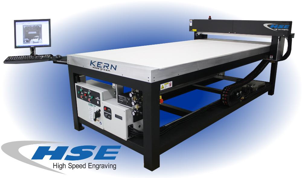 Direct Drive Gantry System Simplifies Laser System