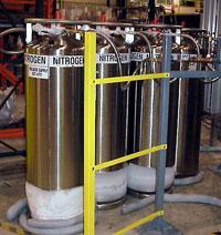 Overwithdrawal Liquid Cylinder