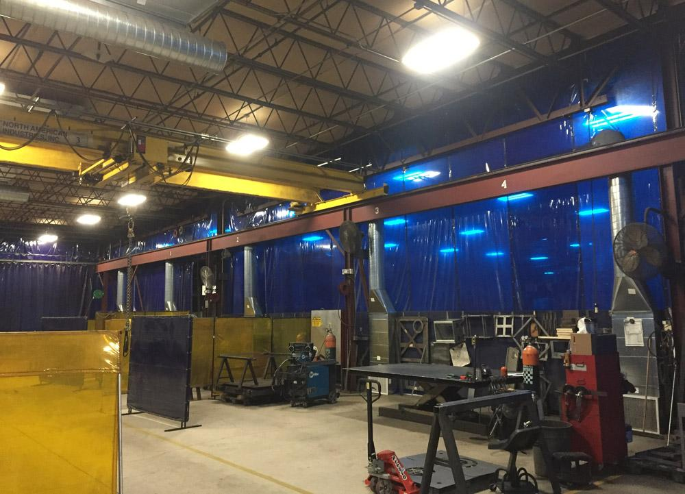 Does Ventilating Large Part Welding Applications Have You