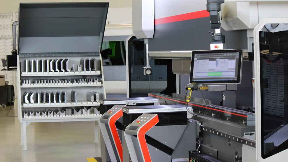 Drive Systems Automation And Flow A Press Brake