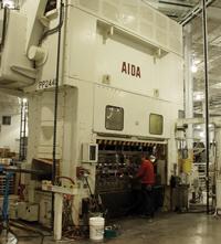 Aida Stamping Press