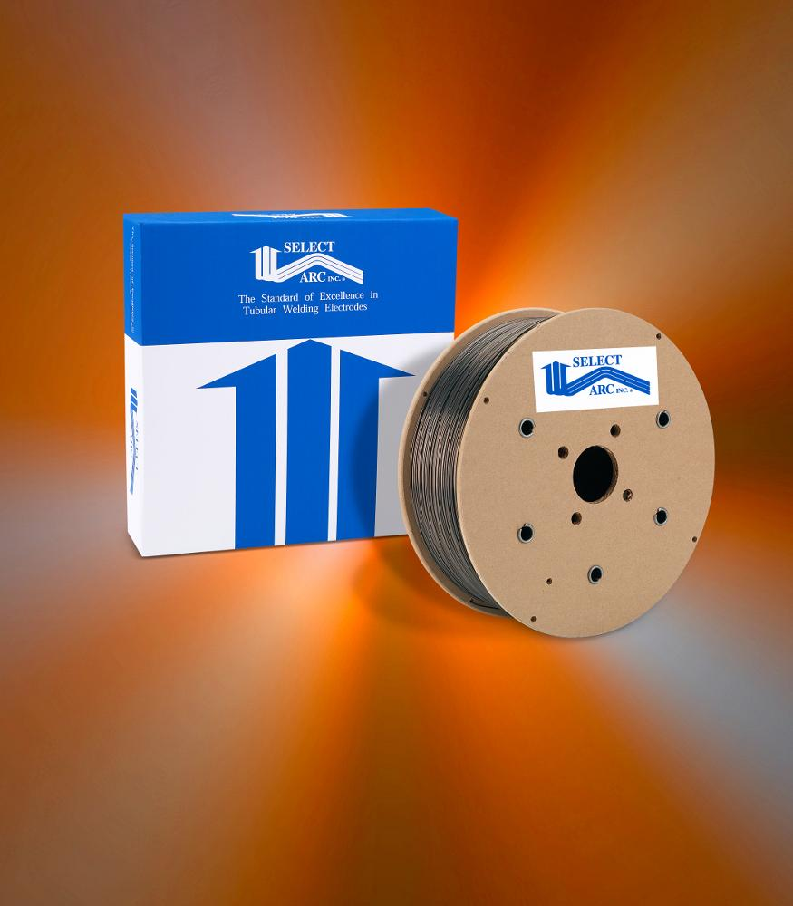 Electrode Welds Plates With Surface Contaminants The Fabricator Electrical Primer Introduction To Electricity Select Arc Inc Has Introduced 70crp A Flux Cored Carbon Steel Designed For Welding Of Structural Plate