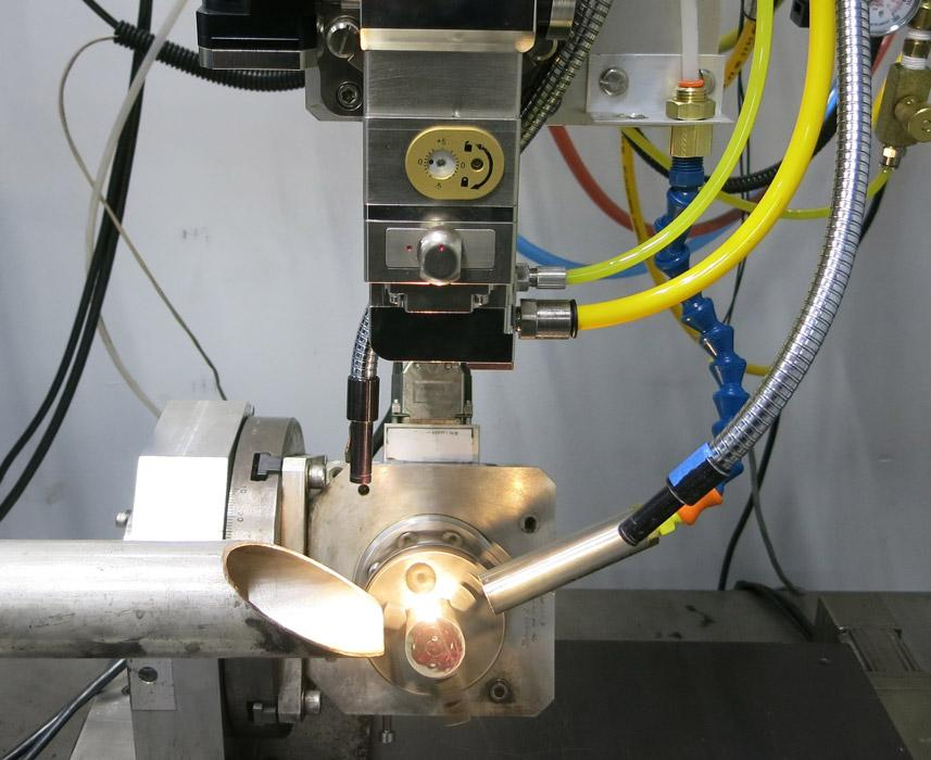 Electron Beam Or Laser Beam Welding The Fabricator