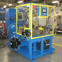 End forming/roll forming machine offers new control system, includes maintenance diagnostics - TheFabricator