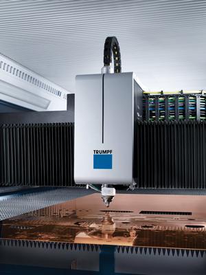 Entusiasmo por la tecnología láser de estado sólido - TheFabricator.com
