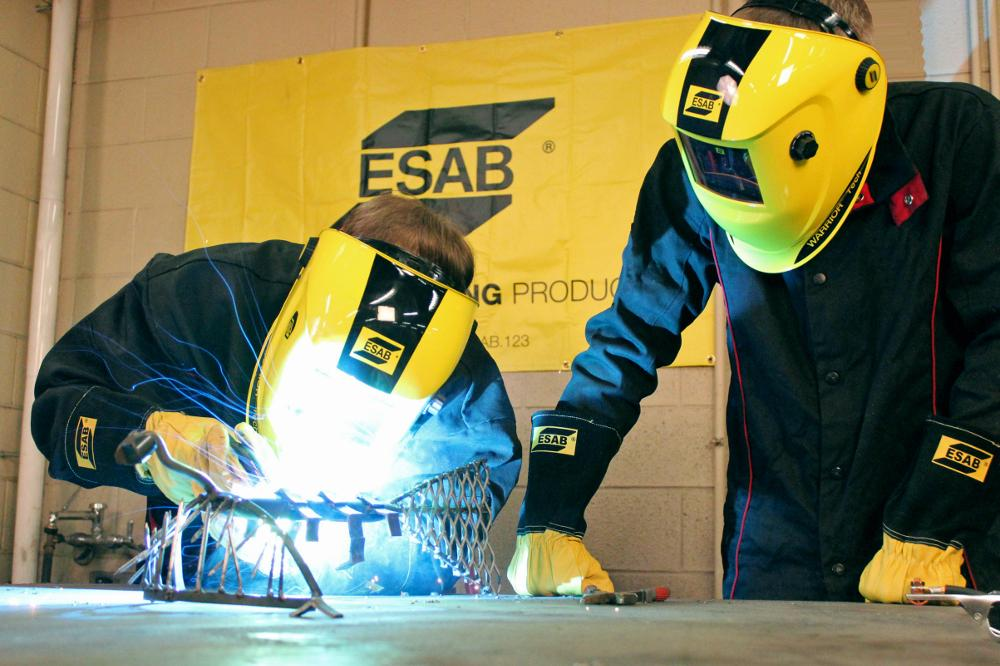 essay about welding