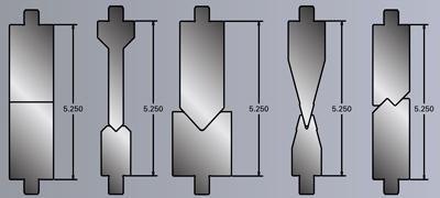 Estrategias para el uso de herramental de la prensa dobladora: ir con el flujo - TheFabricator.com