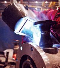welding chrome moly steel