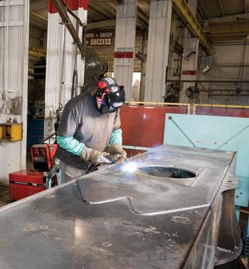 SFI welding image