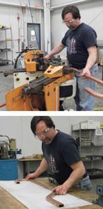 Fabricating antenna components - TheFabricator.com