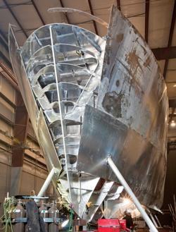 Fabricating tight ships on a tight deadline - TheFabricator.com