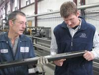 Fabricating tube, learning lessons in Americaís Dairyland - TheFabricator.com