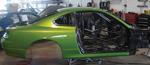 Sport compact racing car