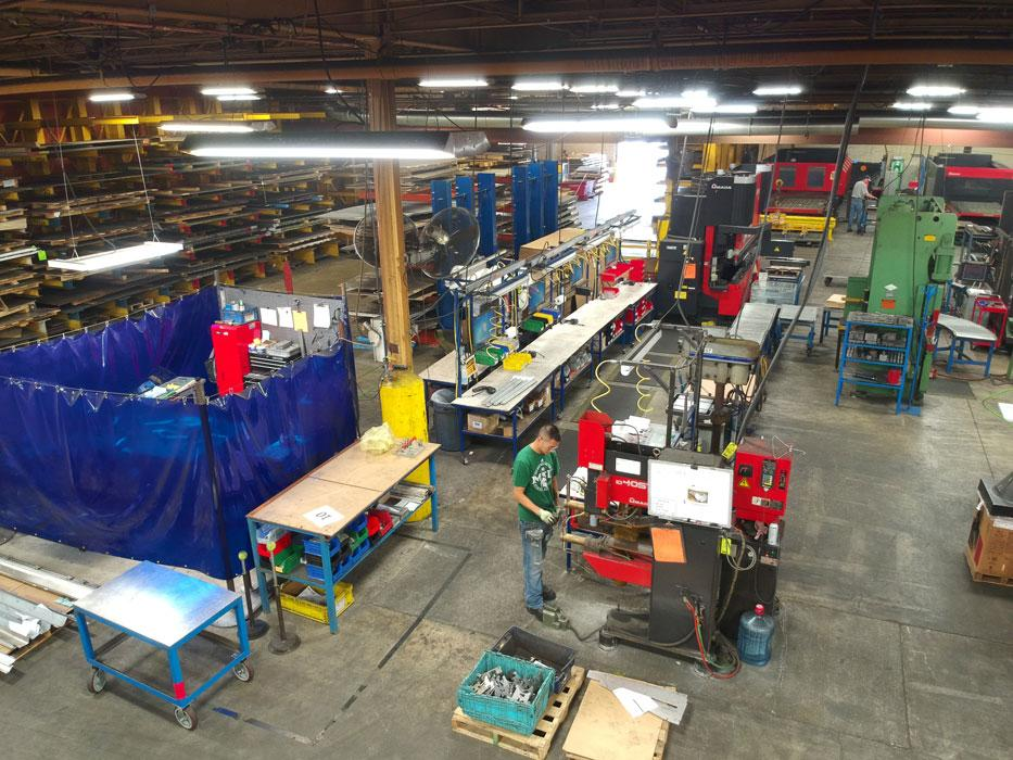 Fabricator Jumps Into Cellular Manufacturing The Fabricator