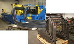 Fabricator reduces part handling, improves consistency with combination bender - TheFabricator.com