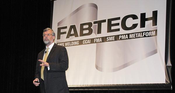 FABTECH 2013