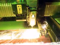Fiber laser helps job shop cut thick metals - TheFabricator.com