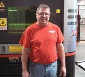 Fiber laser helps job shop cut thick metals - TheFabricator.com