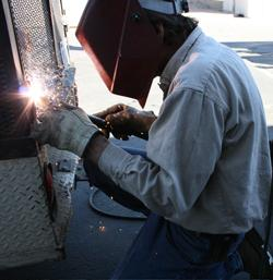 Field welding repair - The Fabricator
