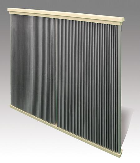 Filter delivers hepa performance with merv 16 rating the for Filter performance rating fpr