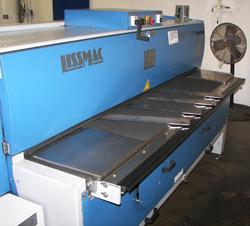 oxide removal machine