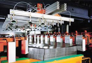 Schuler stamping machine