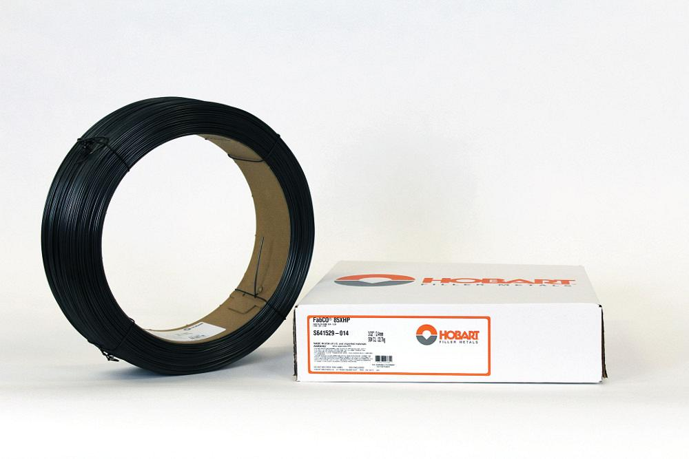 Flux-cored wire offers high deposition rates, travel speeds - The ...