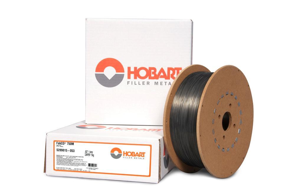Flux-cored wire offers low-hydrogen weld deposit - The Fabricator