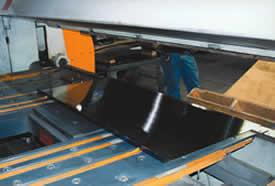 Image of folding machine