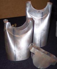 Hydroformed tube