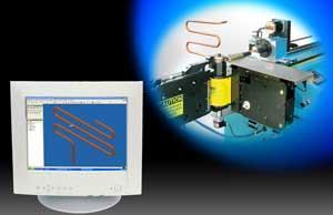CAD system CNC tube bending