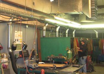 Fumes Weld Students Bad News The Fabricator